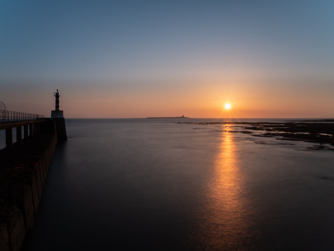 Amble Sunrise