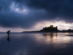 Ivor Rackham is determined to bring affordable, hiqh-quality photography training in Northumberland