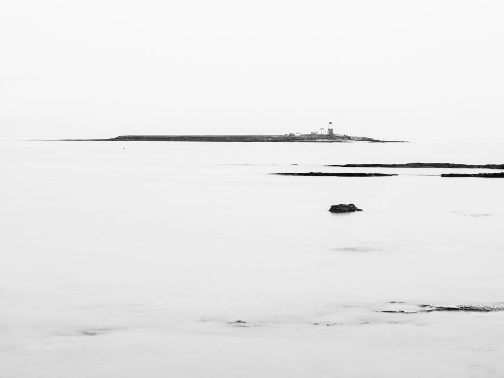 High Key Coquet Island