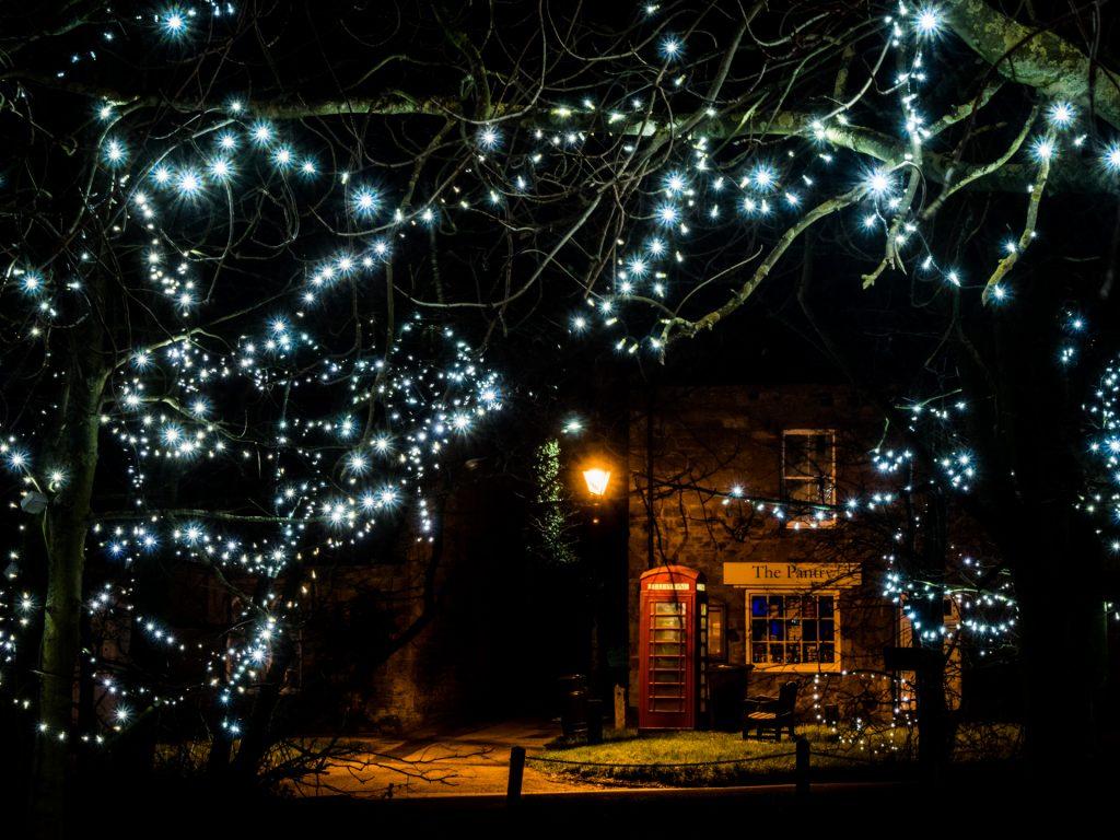 Christmas at Bamburgh