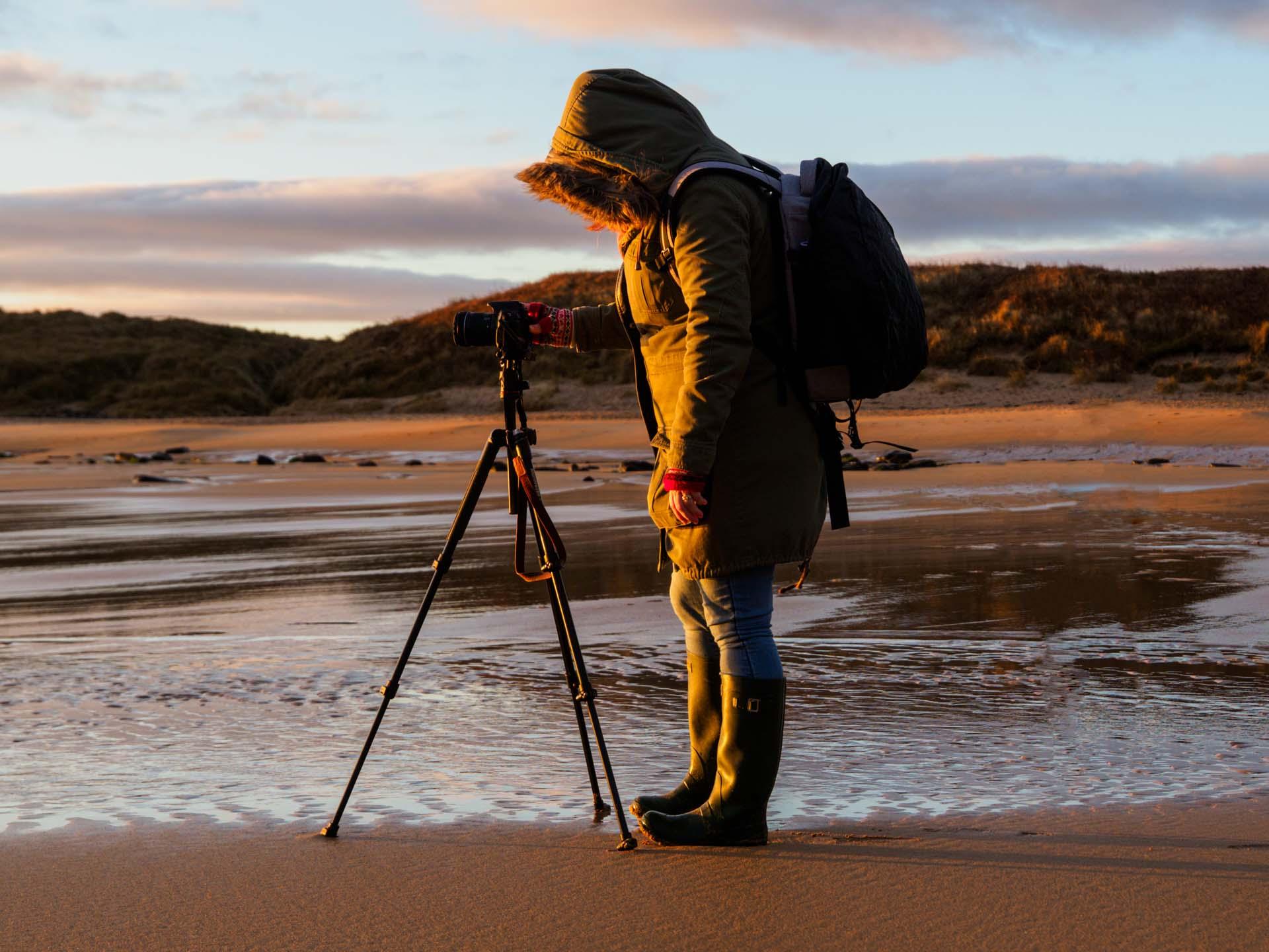 Photography Training with Ivor Rackham
